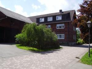 Ferienhof Schmiddes, Fewo Spatzennest