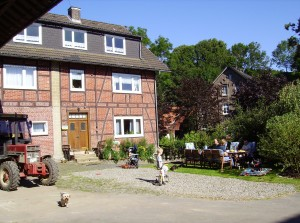 Ferienhof Schmiddes, Fewo Waschbärenhöhle