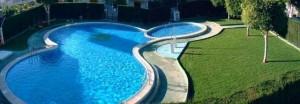 Ferienhaus im andalusischen Stil von privat an der Costa Blanca in Spanien