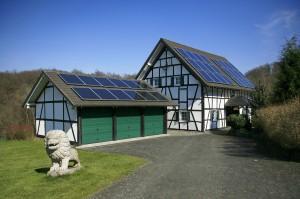 Stift Ennenbach - idyllisch gelegenes Ferienhaus