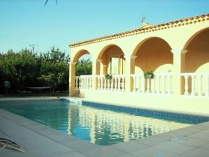 Ferienhaus in Südfrankreich/Provence mit Pool bei St. Remy de Provence