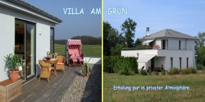 Ferienwohnung Villa am Grün - Kühlungsborn/Wittenbeck - Erholung pur