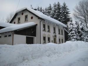 Appartement Nr.10 in der Zigeunermühle in Weißenstadt/Fichtelgebirge