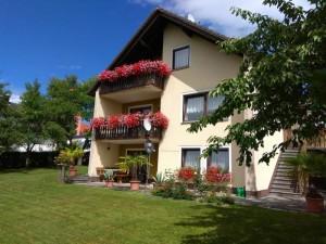 Ferienwohnung Fernblick in der Oberpfalz, Nähe Amberg- Neumarkt - Nürnberg