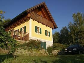"""Ferienhaus """"Weingarten"""", Urlaub mit Hund, Holzofen, - 5 P, Steiermark"""