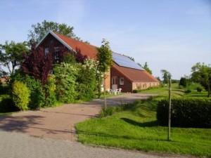 110 qm Ferienwohnung Schoonorth in der Krummhörn - Ostfriesland