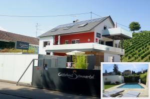 Gästehaus Sommertal in Meersburg am Bodensee