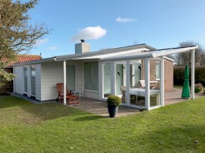 """Charmantes Ferienhaus """"Beveland Cottage"""", privater Garten, am Veerse Meer"""