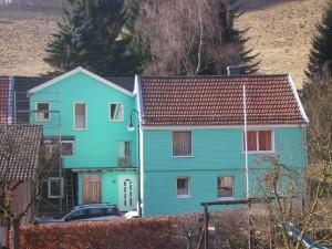 Haus am Bergflüsschen - Whirlwanne - Garten - Pool - Sauna - Alleinnutzung