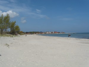 Ansicht Ferienwohnung Großzügige Ferienwohnung mit Meerblick und Infrarotsauna in Hohwacht