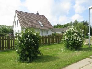 """Haus """"Boddenblick"""" in Vieregge auf der Insel Rügen"""