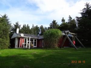 Ferienhaus in Blokhus / Hune