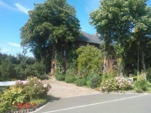 Ferienwohnung in der pension alte dorfschule im kaiser for Pension mit hund nordsee