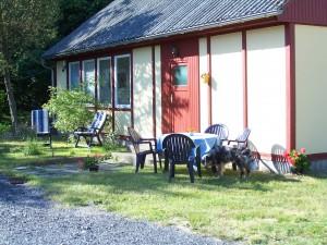 Ferienhaus im Birkenhof Steinölsa