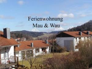 Ferienwohnung Mau und Wau Falkenstein