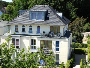 Rügen strandnahe Ferienwohnung in Sellin 300 m zum Strand bis 4 Pers