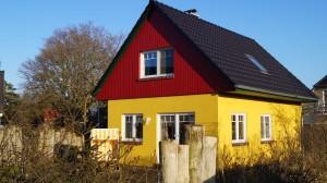 Ferienhaus Kiek Över mit Sauna und Kamin in Prerow