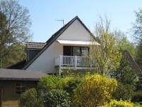 Ansicht Ferienwohnung Ferienwohnung BINNEN mit Gartenbereich,Balkon und Sauna