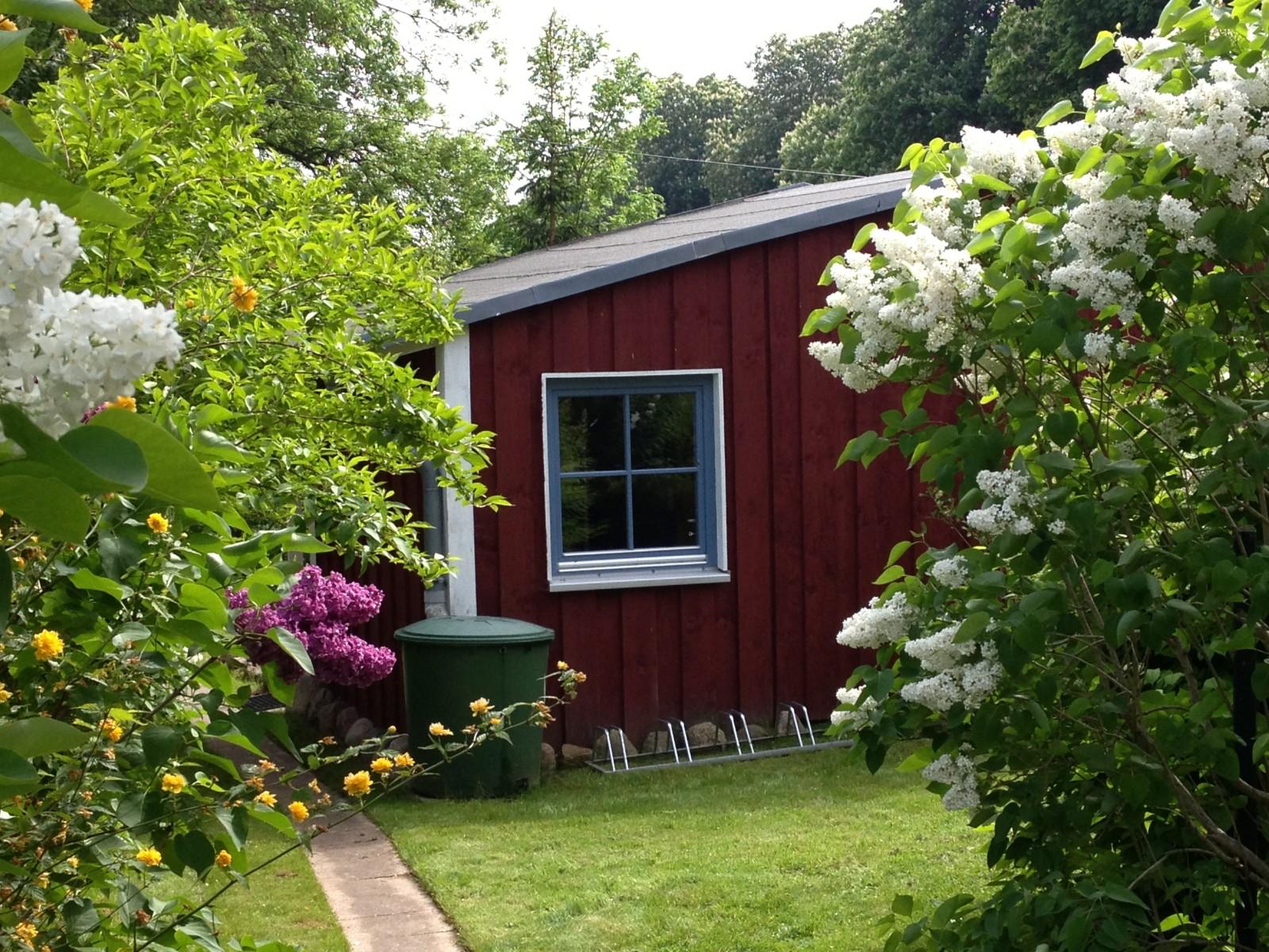 Ferienhaus anna auf r gen zwischen den ostseeb dern binz for Sellin ferienhaus