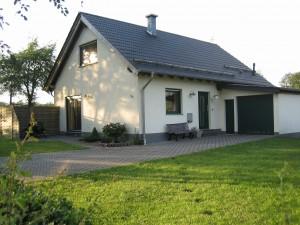 Ferienhaus im grünen, ruhig und neben einem Bauernhof