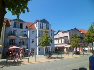 Ansicht Ferienwohnung Appartment Strandmuschel - Ostseebad Kübo/Ost