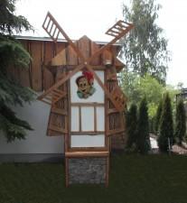 Die Zwergen-Mühlenkammer,urig, klein und fein so soll es sein- kommt rein !