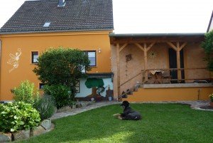 Ferienwohnung Feenhaus Erholung u. Entspannung im Hunsrück mit Hund