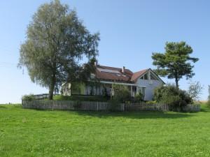 Bild: Landhaus Bodensee: die Gartenwohnung mit 75qm