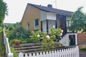 Bild: Ferienhaus Zaunkönig im Odenwald