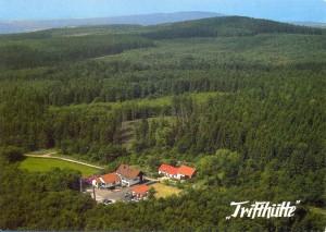 Luxus Blockhütte mitten im Wald Hunsrück