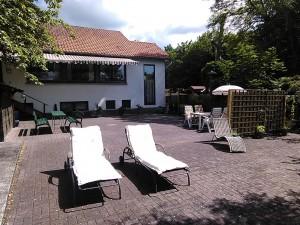 Bild: Ferienhaus mitten im Wald Hunsrück