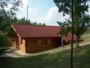 Blockhausurlaub Bayerischer Wald - ideal für Familien mit Kindern und Hund
