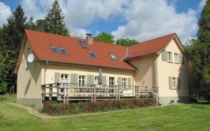 Ferienwohnung Nr. 1 im Forsthaus Boberow