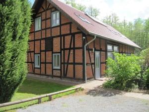 Ferienwohnung Nr. 3 im Forsthaus Boberow