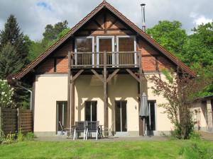Ferienwohnung Nr. 4a im Forsthaus Boberow