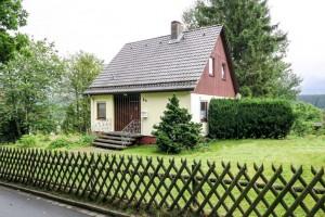 Ansicht Ferienhaus Ferienhaus Schulenberg -Ihr Feriendomizil für Urlaub mit Hund im Oberharz