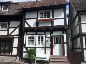 Das Fischerhaus im Weserbergland - Urlaub im Fachwerk