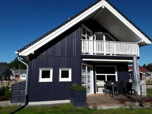 Ferienhaus Windrose II am Ostseestrand von Schönberg-Kalifornien