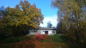 Ferienhaus Dornhecke gemütliches Holzhaus mit Kamin, Weitblick