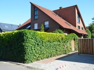 Ferienhaus Quatro A im Nordseebad Dangast - für 6 Personen und 1 Kleinkind