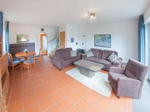 Ferienhaus Wattwurm I für die gesamte Familie mit Carport an der Nordsee