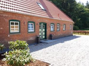 Ferienhaus Kleine Waldkate, 3 Hunde, Garten eingezäunt, Ostsee/Schlei