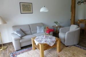Lindenhof Dangast an der Nordsee Wohnung 2