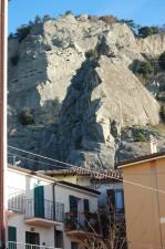 Ferienwohnung mit Bergpanorama Blick im Hinterland von Rimini