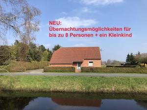 Ferienhaus/Ferienwohnung Wiekenhuus Luise Wiesmoor/Ostfriesland