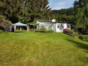 Vollausgestattetes Ferienhaus im Pfälzer Wald zur Alleinnutzung