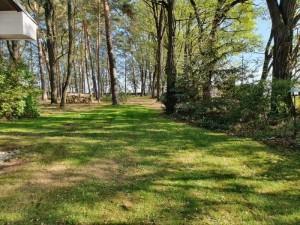 Ferienhaus in Alleinlage auf 1,7ha Wald-Grundstück, komplett eingezäunt