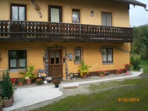 Ferienwohnung Villa Kunterbunt Südostbayern