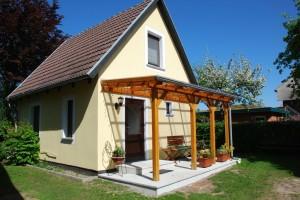 """Ansicht Ferienhaus Ferienhaus """"Bakelberg"""" im Ostseebad Ahrenshoop"""