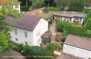 Ferien-Oase im Schwarzwald - wo Mensch und Tier willkommen sind.